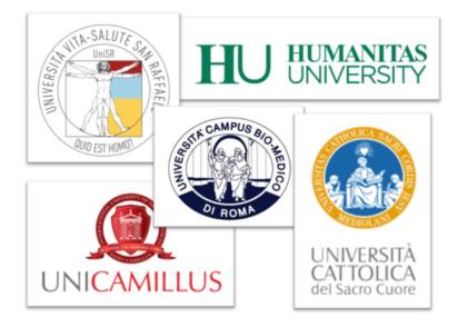 Test di medicina: dalla Cattolica al San Raffaele, ecco le università private 5